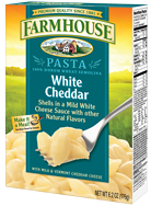 Product photo for White Cheddar Pasta